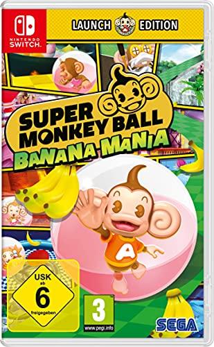 Super Monkey Ball Banana Mania Launch Edition (Nintendo Switch)