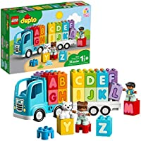 Lego Duplo My First Alphabet Truck Building Toy