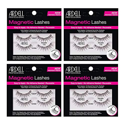 Ardell Magnetic Lashes Accents Double 110 (4 Packs)