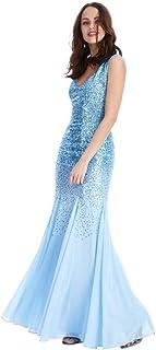 7b9dd75301f47 Amazon.co.uk: Goddiva - Dresses / Women: Clothing