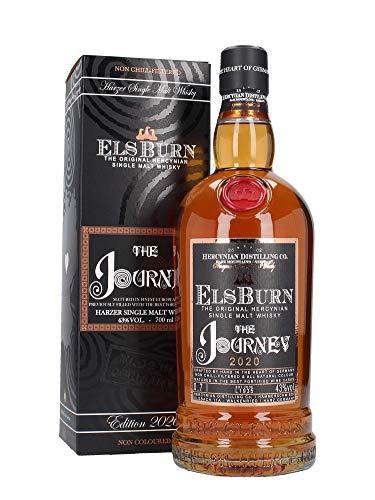 Elsburn Single Malt Whisky The Journey, 2020 0,7 L
