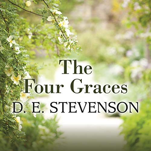 The Four Graces audiobook cover art