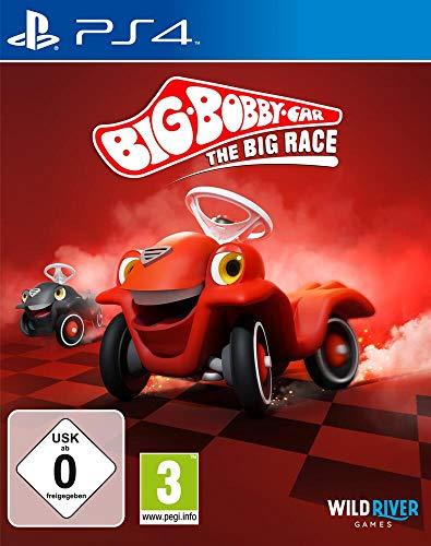 BIG-Bobby-Car - The Big Race [PlayStation 4]