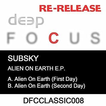 Alien On Earth EP