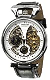 Calvaneo 1583 'Compendium Steel' High Luxury Squelette orologio automatico