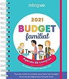 Budget familial - Agenda de comptes pour la famille