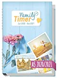Family-Timer 2020/2021 A5 - Der Familien-Kalender! 18 Monate: Juli 20 bis Dezember 21 | Familien-Planer für bis zu 4 Personen + viele hilfreiche Features | nachhaltig & klimaneutral