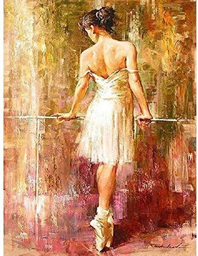 FPRW Rompecabezas para Adultos 1000 Piezas, Rompecabezas de Figura de Bailarina Desnuda, Juego de Rompecabezas para niños Juguetes educativos de Aprendizaje Regalo Interesante