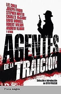 Agentes de la traición (Plata negra) (Spanish Edition)
