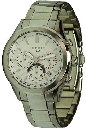 Esprit ES107031001 Herrenuhr Chronograph
