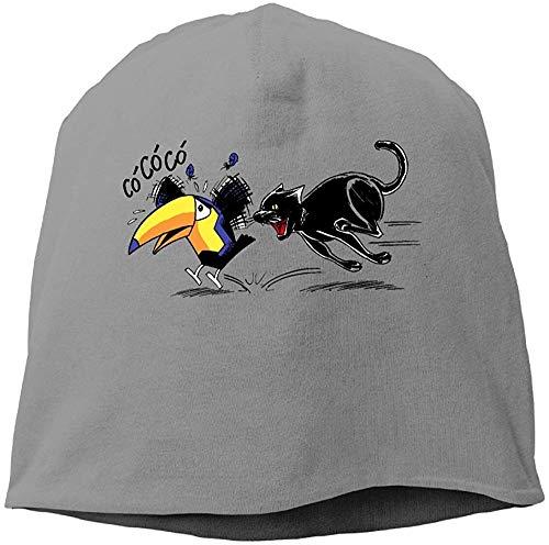 NA Fashion Unisex Taliskan-Vogelhecken für Katzen, unifarben