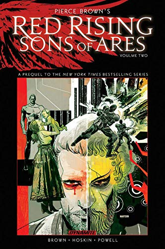Pierce Brown's Red Rising: Sons of Ares Vol. 2: Wrath Signed