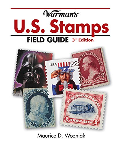 Compare Textbook Prices for Warman's U.S. Stamps Field Guide Third Edition ISBN 0074962017666 by Wozniak, Maurice D.