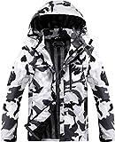 Men's Spring Lightweight Windbreaker Rain Jacket Waterproof Breathable Coat