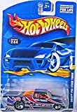 Hot Wheels #2000-244 Chevy Pro Stock Truck Collectible Collector Car Mattel 1:64 Scale by