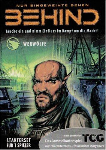 Ravensburger - BEHIND Werwlfe