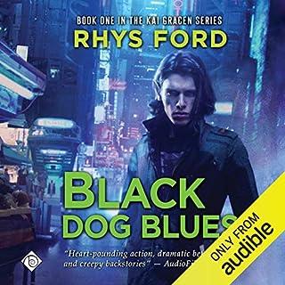 Black Dog Blues cover art