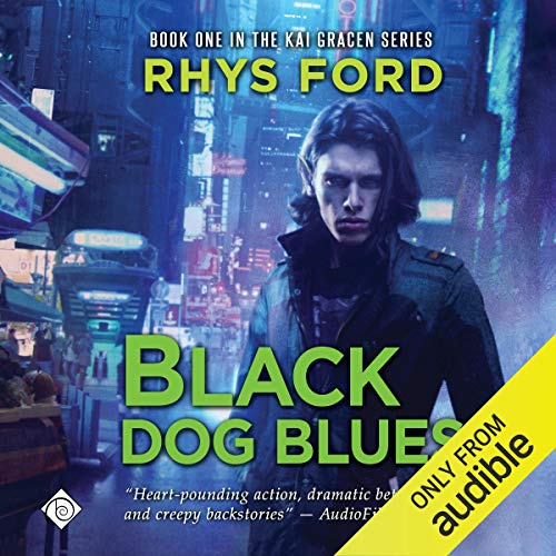 Page de couverture de Black Dog Blues
