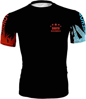 Boku No Hero Academia My Hero Academia Cosplay Shoto Todoroki Tight T-Shirt Slim Tee Shirt Top