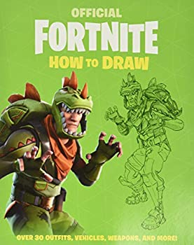 FORTNITE  Official   How to Draw  Official Fortnite Books