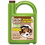 Simple Green Bio Active Stain and Odor Remover 1 Gallon Refill for Pet