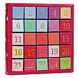 English Tea Shop - Tee Adventskalender '25 Days', 25 einzelne Boxen mit würzigen BIO-Tees in...