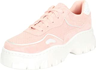 Cambridge Select Women's Retro 90s Ugly Dad Low Top Lace-Up Chunky Platform Fashion Sneaker