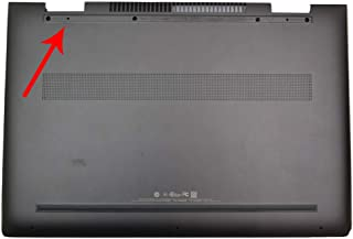 Dark Gray Laptop Lower Bottom Base Cover 924322-001 for HP Envy X360 Convertible 15T-BP100 15Z-BQ100 15-B 15M-BQ Series