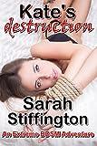 Kate's Destruction: An Extreme BDSM Adventure (English Edition)
