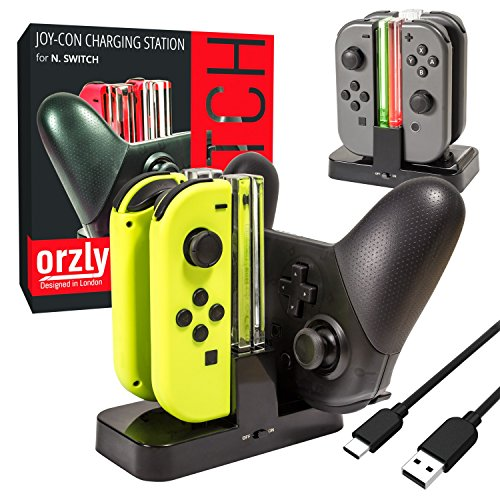 Orzly Ultimate Charge Station