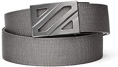 "KORE Men's Nylon Web Track Belts | ""Epic"" Alloy Buckle"