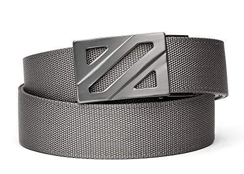 "KORE Men's Nylon Web Track Belts   ""Epic"" Alloy Buckle"
