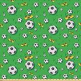 ABAKUHAUS Fußball ausdehnbar mit Elestan für