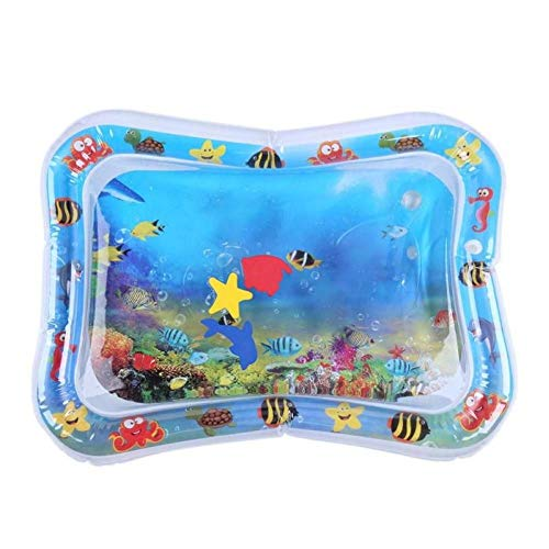 HYLEI Baby Kids Water Play Mat Inflable Infant Toddler Baby Fun Activity Play Center Baby Baby Toddler Toys