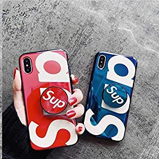 QQCASEQQ iPhone Xs Case, iPhone X Case (US-Fast Deliver), Shock Protection Case with Stander Street Fashion SUP Case for iPhone Xs/iPhone X