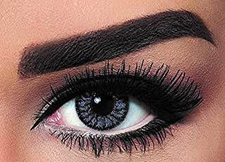 Bella Colored Lenses - Contour Platinum - 3 Months