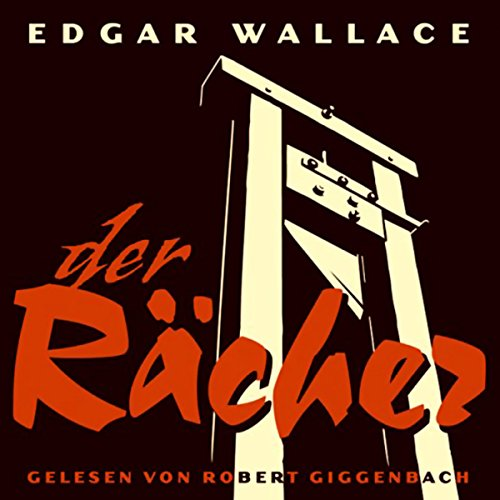Der Rächer cover art