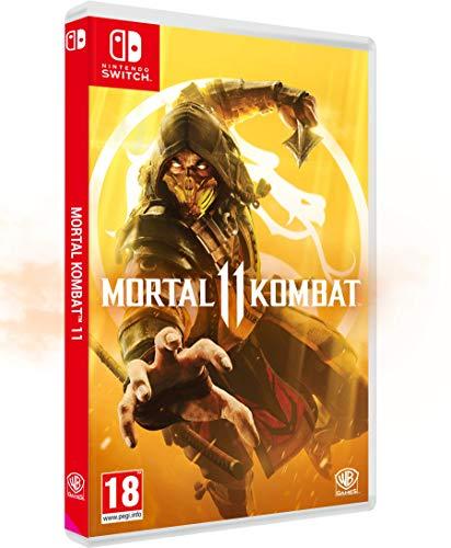 Mortal Kombat 11: Standard Edition [Importación francesa]