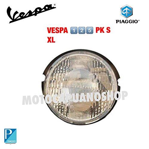 Koplamp voor Vespa 50 125 PK S XL RUSH V lamp BILUCE
