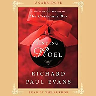 Finding Noel audiobook cover art