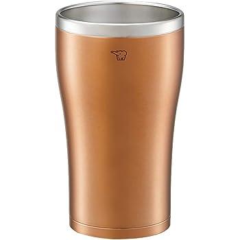 象印マホービン(ZOJIRUSHI) 魔法瓶 ステンレス タンブラー マグ 真空二重 保温 保冷 450ml クリアカッパー SX-DN45-NC