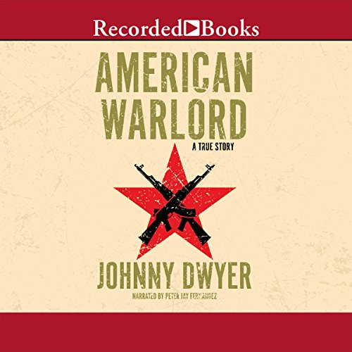 American Warlord audiobook cover art