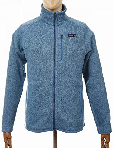 Patagonia Herren Sweater M's Better Sweater Jkt, Pigeon Blue, XL, 25528