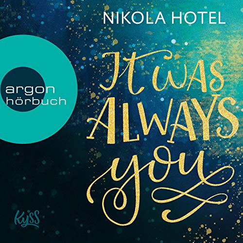 It was always you (German edition) audiobook cover art