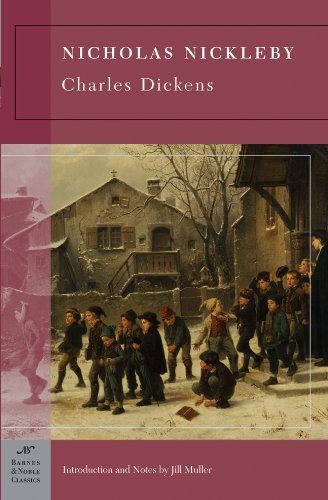 Nicholas Nickleby (Barnes & Noble Classics)
