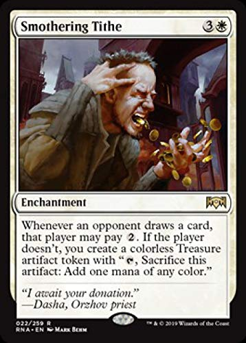 Magic: The Gathering - Smothering Tithe - Ravnica Allegiance