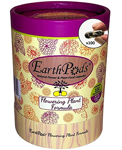 Premium Bloom Flowering Plant Food by EarthPods