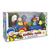 Caillou - Tren con Funciones (Giochi Preziosi CAL05000)