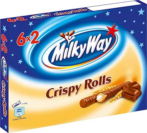 Milky Way Crispy Rolls 150 g by Milky Way