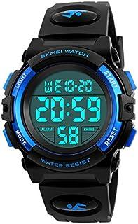 Kid Watch 50M Waterproof Sport LED Alarm Stopwatch...
